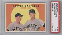 Batter Bafflers (Tom Brewer, Dave Sisler) [PSA7NM]