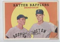 Batter Bafflers (Tom Brewer, Dave Sisler) [GoodtoVG‑EX]