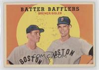 Batter Bafflers (Tom Brewer, Dave Sisler)