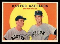 Batter Bafflers (Tom Brewer, Dave Sisler) [NM]