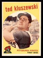 Ted Kluszewski [VG]