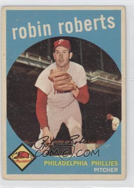 1959 Topps - [Base] #352 - Robin Roberts
