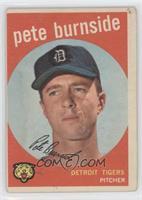Pete Burnside [GoodtoVG‑EX]