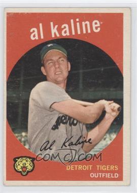 1959 Topps - [Base] #360 - Al Kaline
