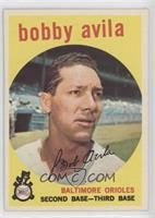 Bobby Avila [Good‑VeryGood]