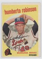 Humberto Robinson [Good to VG‑EX]