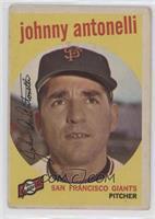 Johnny Antonelli [GoodtoVG‑EX]