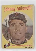 Johnny Antonelli [Altered]