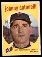 Johnny Antonelli [EX]
