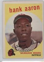 Hank Aaron [Poor to Fair]