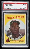 Hank Aaron [PSA4VG‑EX]