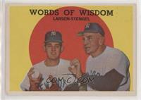Words of Wisdom (Don Larsen, Casey Stengel) [PoortoFair]