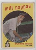 Milt Pappas [Poor]