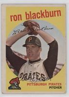 Ron Blackburn [GoodtoVG‑EX]