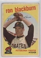 Ron Blackburn [Poor]