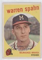 Warren Spahn (Born 1921) [NoneGoodtoVG‑EX]