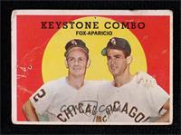Keystone Combo (Nellie Fox, Luis Aparicio) [PoortoFair]