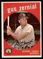 Gus Zernial [EX]