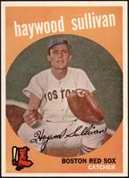 Haywood Sullivan (No Circle Around Copyright C,  No . After A in U.S.A) [NM+]