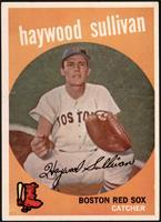 Haywood Sullivan (No Circle Around Copyright C,  No . After A in U.S.A) [NM]