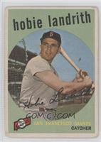 Hobie Landrith [Good to VG‑EX]