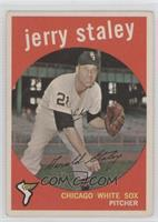 Jerry Staley [Good to VG‑EX]