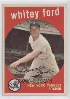 1959 Topps - [Base] #430 - Whitey Ford