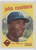 John Roseboro [Good‑VeryGood]