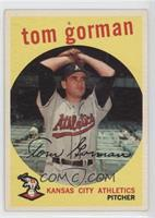 Tom Gorman [Good to VG‑EX]