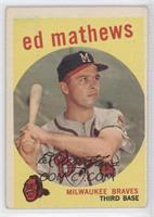 Eddie Mathews