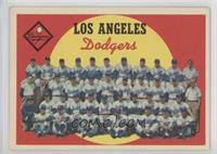 Los Angeles Dodgers Team (6th Series Checklist)