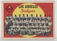 Los Angeles Dodgers Team (6th Series Checklist) [PoortoFair]