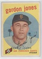 Gordon Jones [Good to VG‑EX]