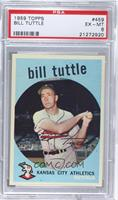 Bill Tuttle [PSA 6 EX‑MT]
