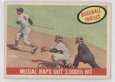 1959 Topps - [Base] #470 - Stan Musial [GoodtoVG‑EX]