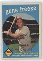Gene Freese [Good to VG‑EX]