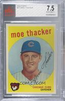 Moe Thacker [BGS 7.5 NEAR MINT+]