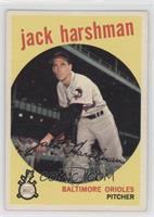 Jack Harshman [GoodtoVG‑EX]