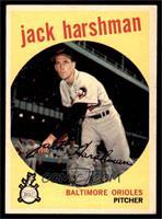 Jack Harshman [EX]