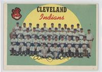 Cleveland Indians Team (7th Series Checklist)