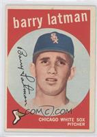 Barry Latman