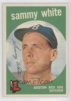 Sammy White
