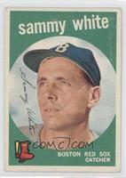 Sammy White [GoodtoVG‑EX]