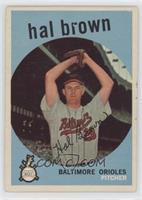 Hal Brown [Good‑VeryGood]