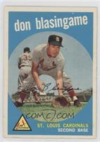 Don Blasingame