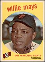 Willie Mays [EX MT+]