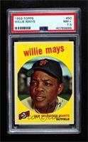 Willie Mays [PSA7.5NM+]