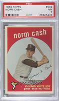 High # - Norm Cash [PSA7NM]