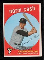 High # - Norm Cash