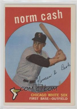 1959 Topps - [Base] #509 - Norm Cash